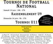 Tournoi National  U9 / U11