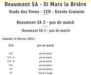 Beaumont SA - St Mars la Brière
