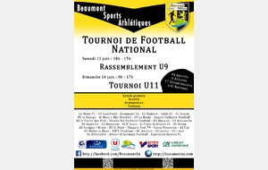 Tournoi National  U9 / U11