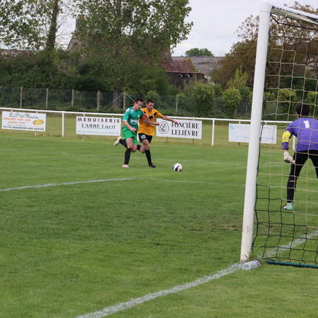 Beaumont SA 2 - AS Neuville   1/2  ( N. Faure )